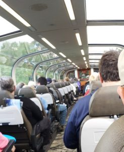 Riding the McKinley Explorer