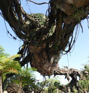 Floating mountain in Pandora